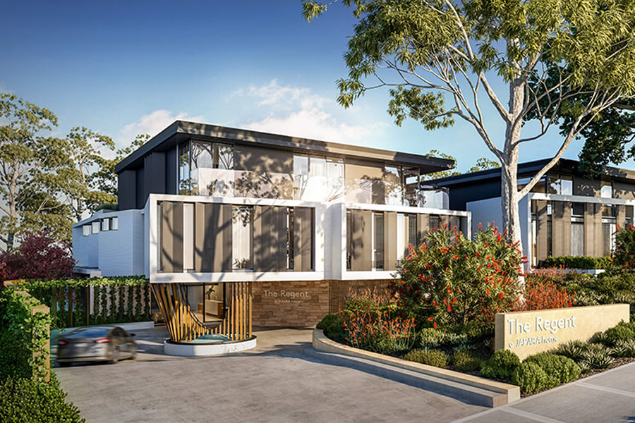 Japara 'The Regent', Aged Care Facility, Mount Waverley